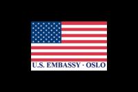 US embassy Oslo